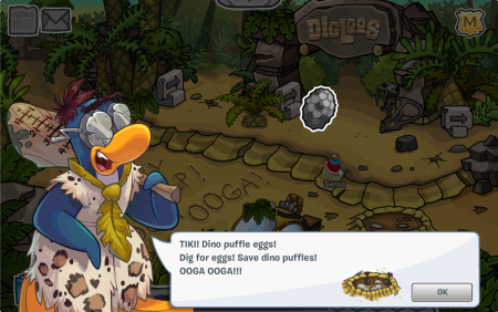 club penguin prehistoric party 2014 cheats