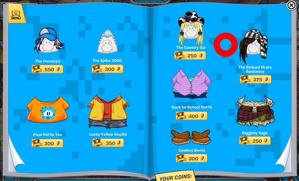 how to catch a shark in club penguin
