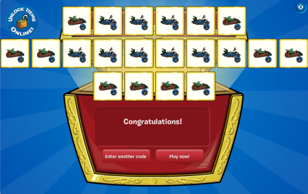 club penguin codes february 2014