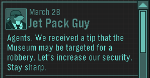 Club Penguin EPF Message From Jet Pack Guy - March 28th