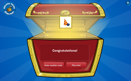 club penguin free french party hat code