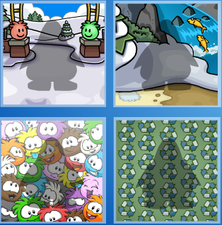 Club Penguin Cheats: Catalog - Penguin Style April 2014